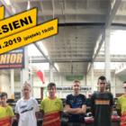 Juniorski Puchar Jesieni TOBIKART 2019