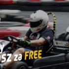 Kup 2 jazdy, 3. masz za free